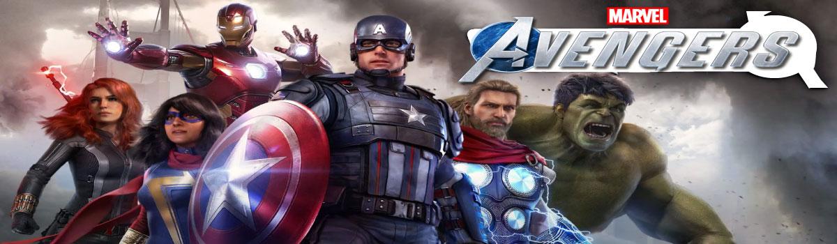 slider avengers